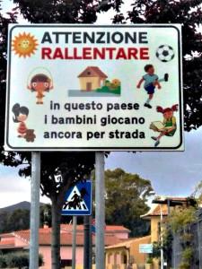 Comune di Villa San Pietro fornitura e posa in opera di segnaletica stradale